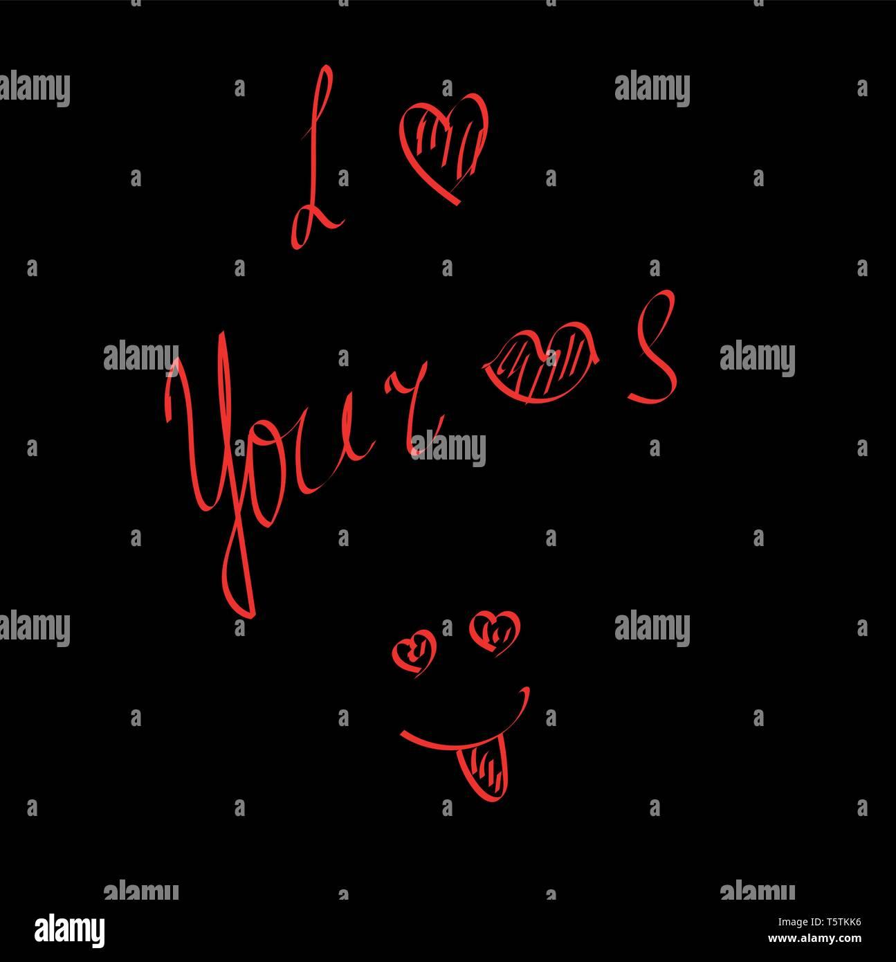 Un Cartel Con Frases Para San Valentín Como Amo Tus Labios