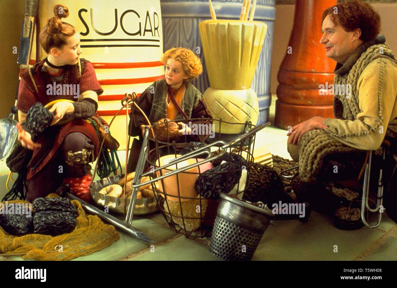 Los prestatarios 1997 Polygram film Imagen De Stock