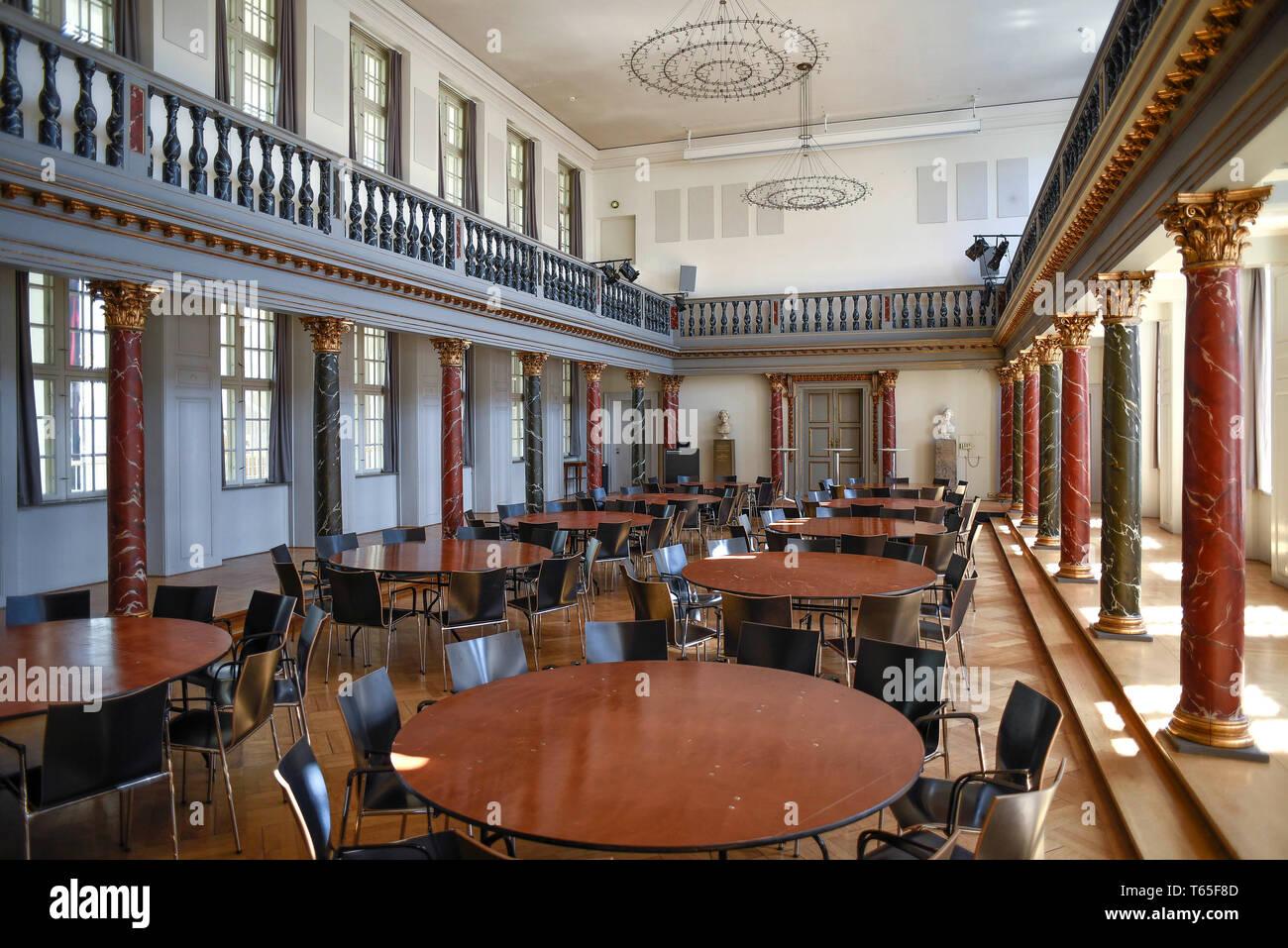 El Museo Nacional de Dinamarca en Copenhague es el mayor museo de historia cultural, que comprende las historias del danés y las culturas extranjeras, Copenhague Foto de stock