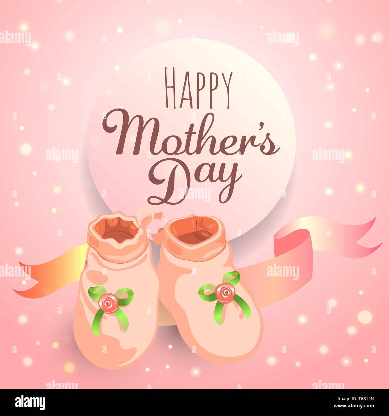 Día De La Madre Felicitaciones Y Tarjeta De Invitación Con