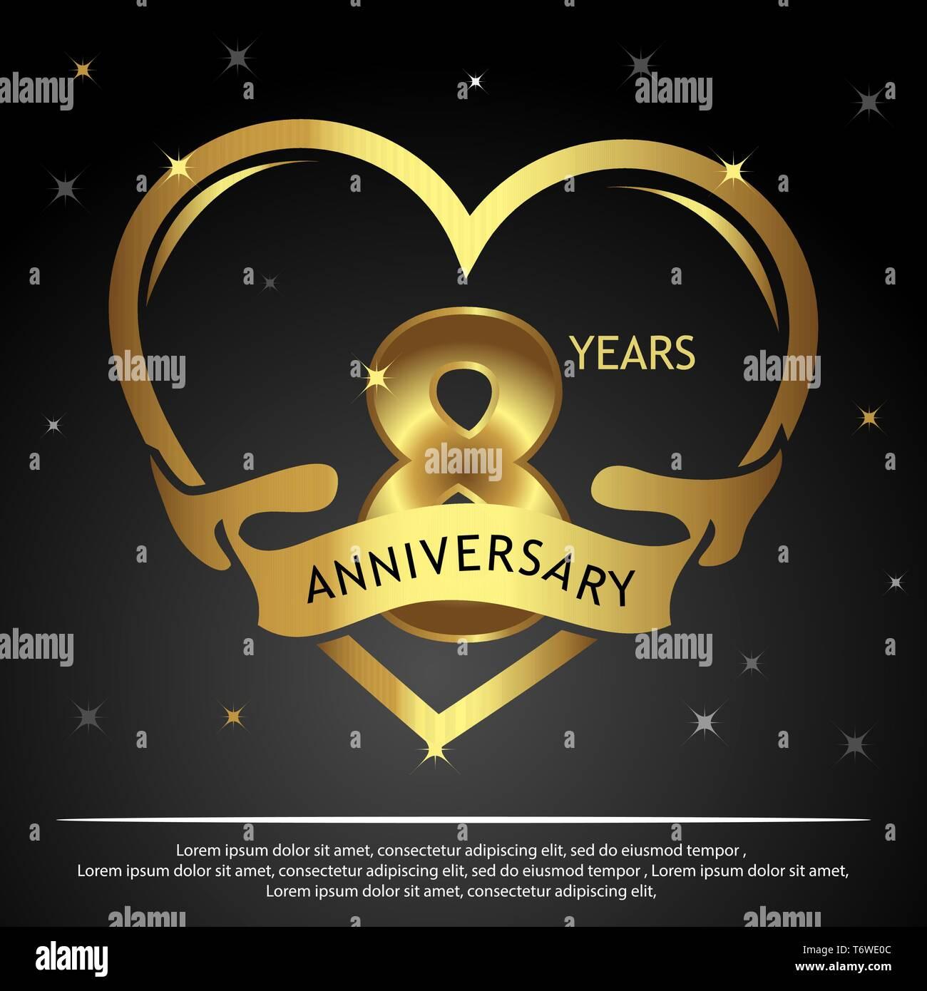 White Bokeh Y Plateado 15th Personalizable Aniversario