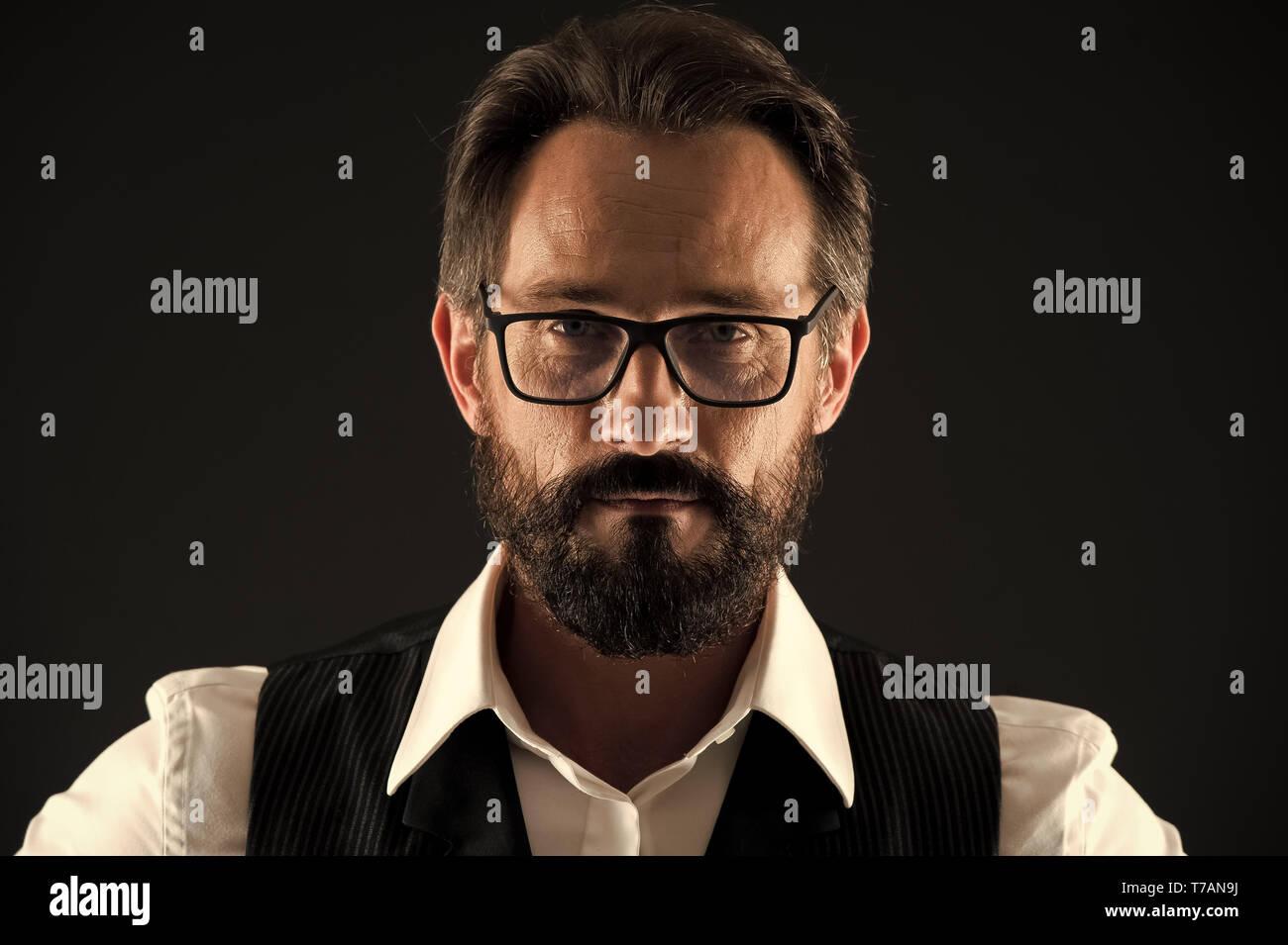 Man With Moustache Imagenes De Stock Man With Moustache Fotos De