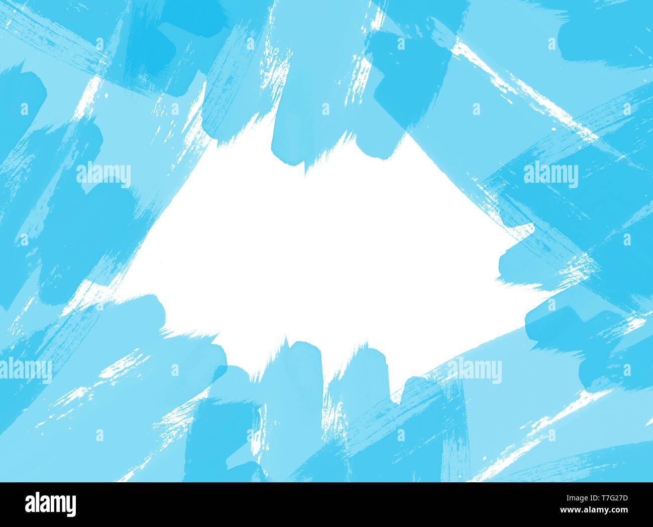 Resumen hermoso colorido ilustración acuarela pintura de fondo y como telón de fondo. Imagen De Stock