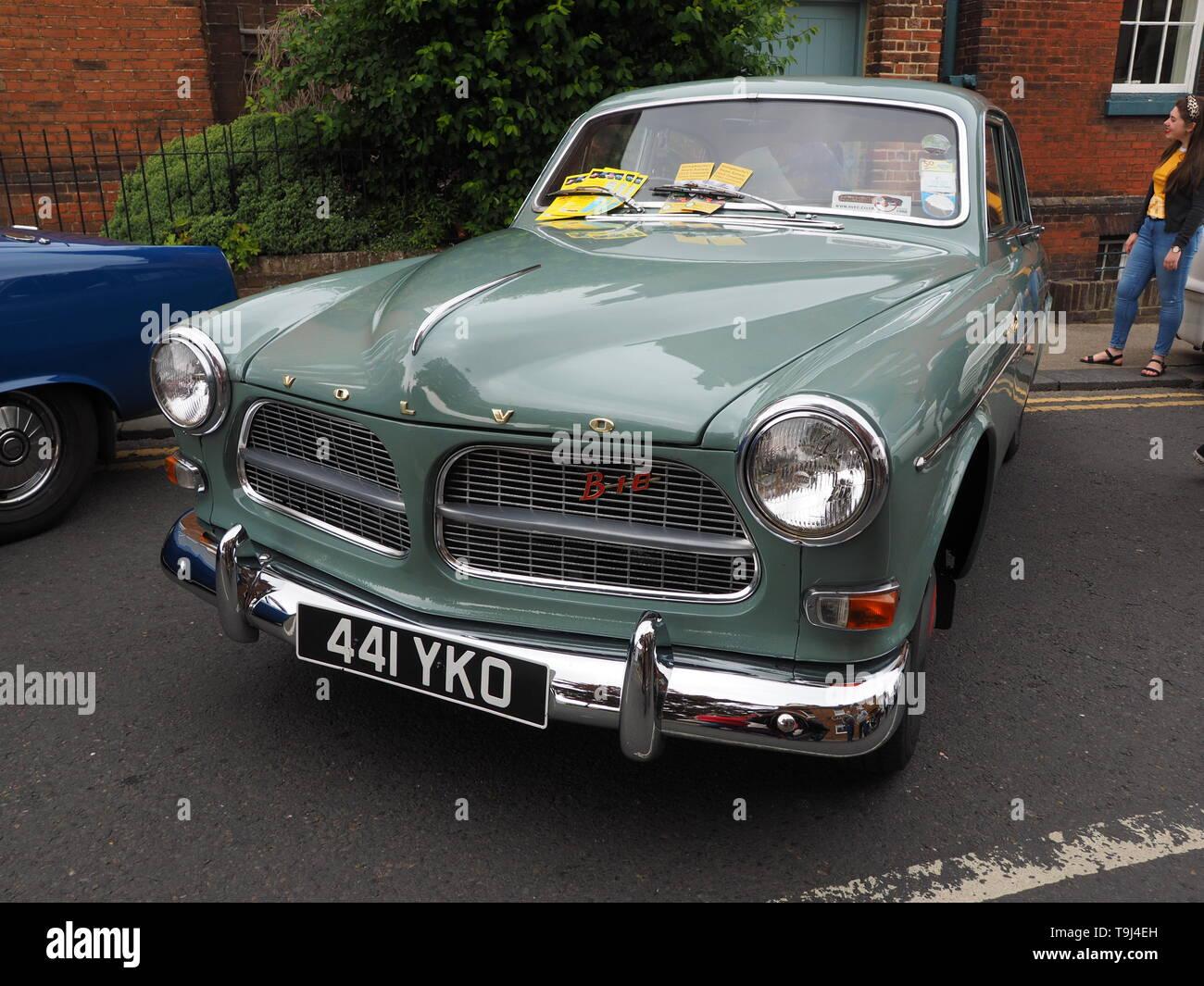 Volvo Cars Show Fotos E Imagenes De Stock Alamy