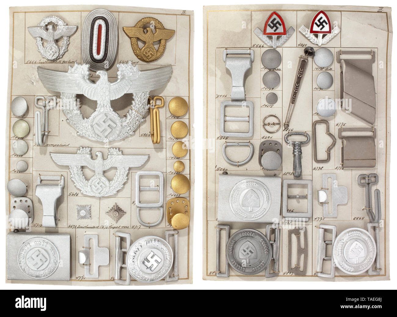 Dos del siglo XX, sólo Editorial-Use Imagen De Stock