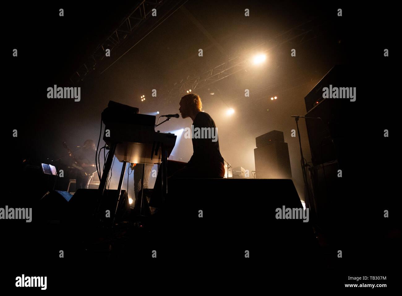 Milán, Italia el 28 de mayo de 2019 Live at Live Club Motorpsycho Trezzo sull'Adda Milan © Andrea Ripamonti / Alamy Foto de stock