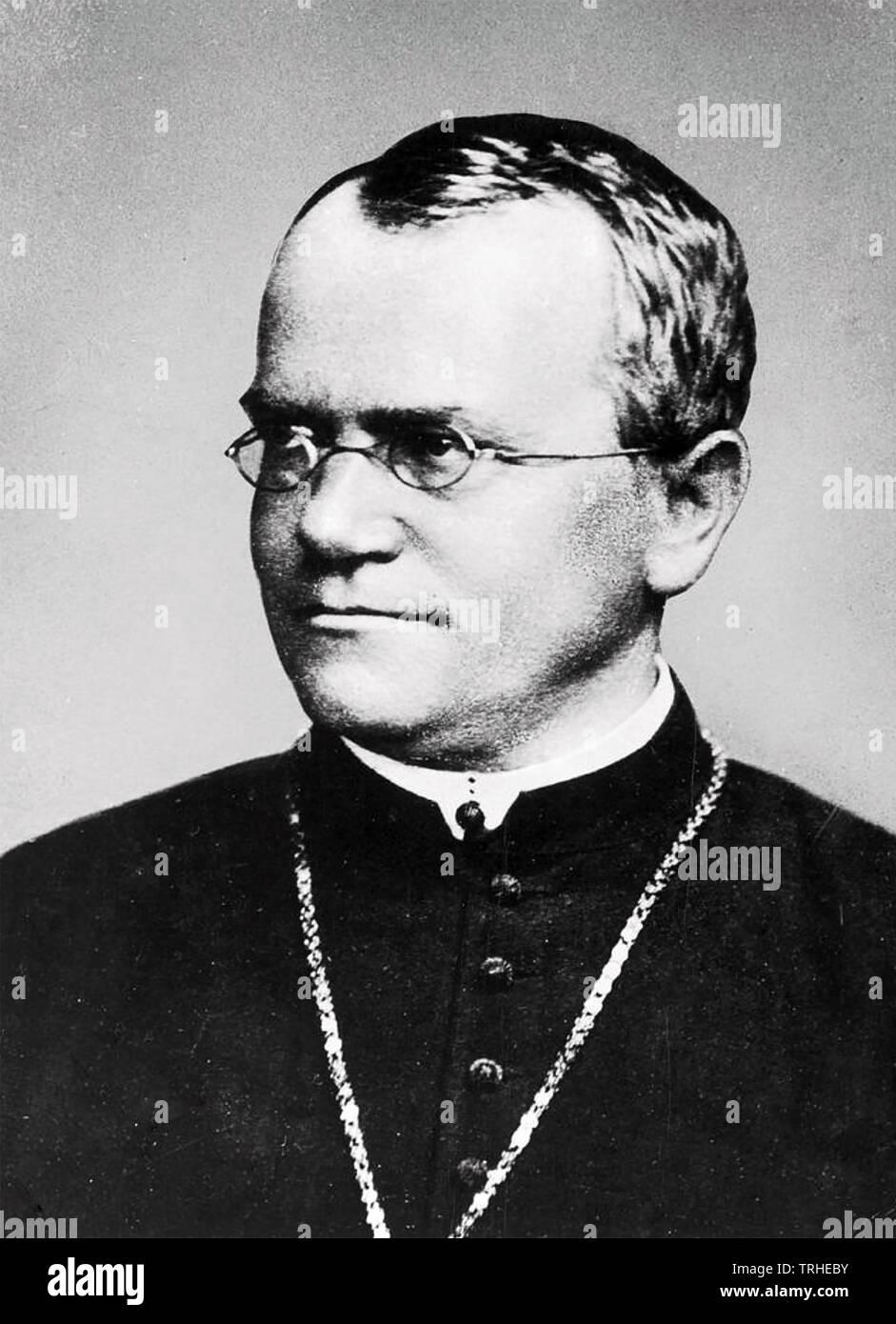 Gregor Mendel Imágenes De Stock Gregor Mendel Fotos De