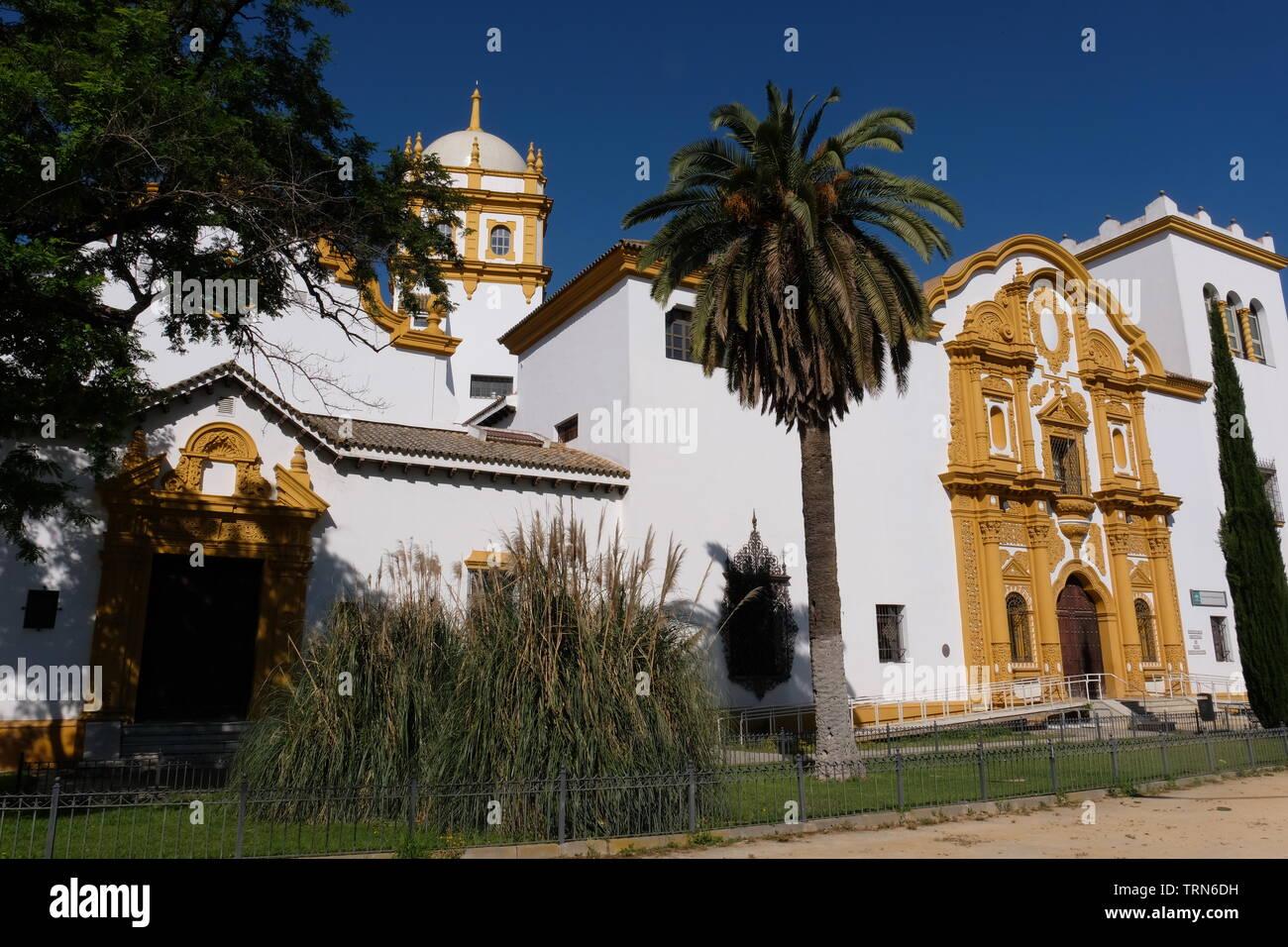 Conservatorio Profesional de Danza, Sevilla Imagen De Stock