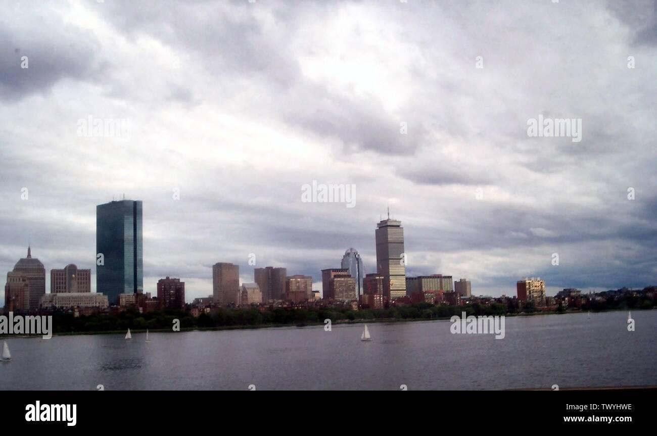 """""""Inglés: Boston College; 24 de julio de 2006; el propio trabajo por el uploader original; Boston_Starbucks_Rebelde (Hablar) (cargas); ' Imagen De Stock"""