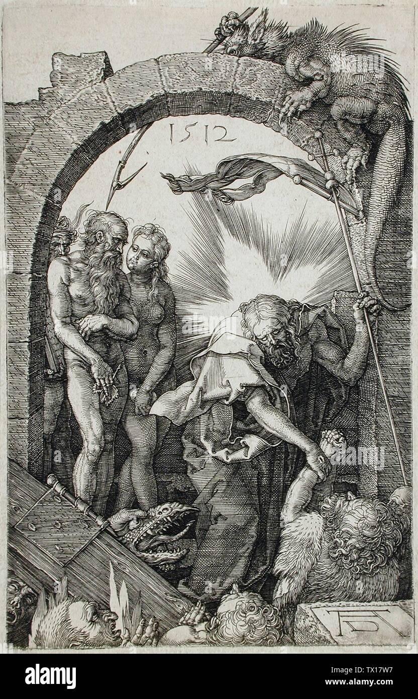 Descenso A Los Infiernos De Cristo En Inglés Alemania