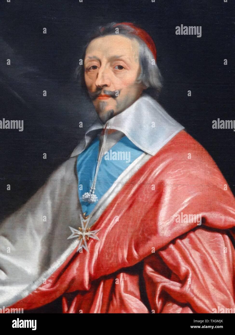 Cardinal Richelieu Imágenes De Stock Cardinal Richelieu