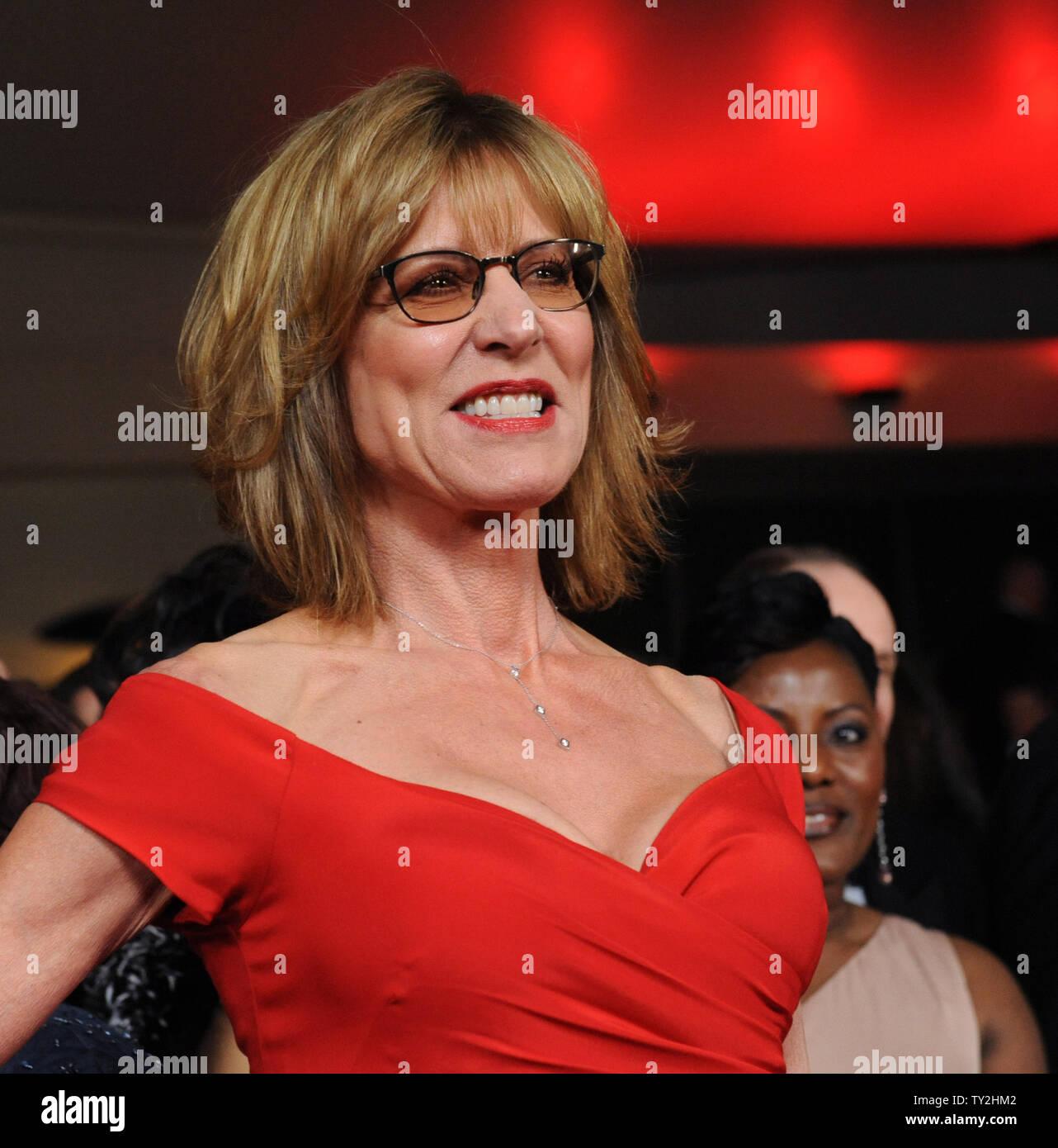 La actriz Christine Lahti asiste a la 64ª anual de Directors Guild of America Awards en Los Angeles el 28 de enero de 2012. UPI/Jim Ruymen Imagen De Stock