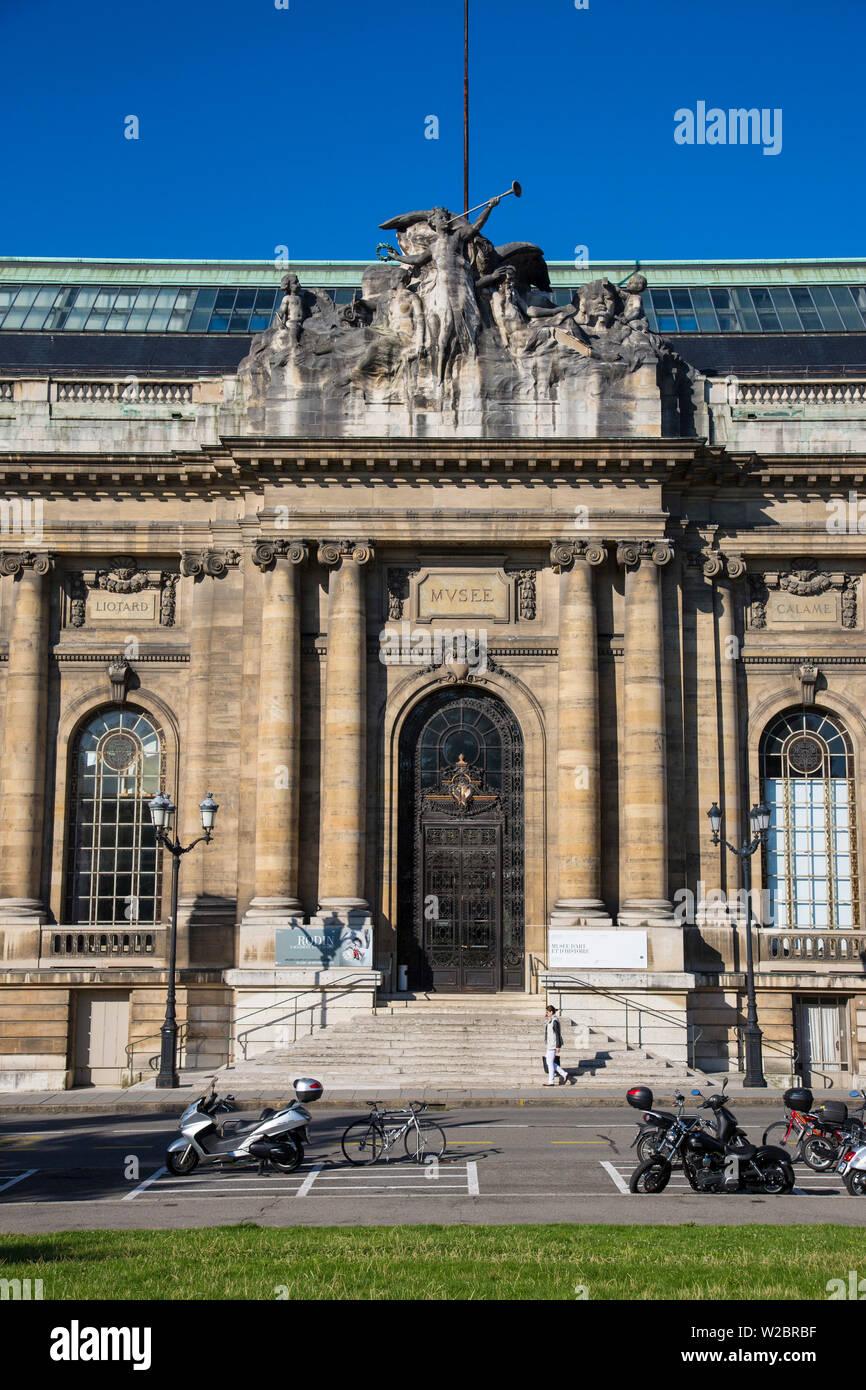 Musee d'Art et d'Histoire, Rue Charles-Galland, Ginebra, Suiza. Foto de stock