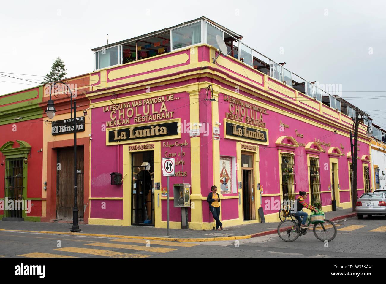 Fachada De Restaurantes Mexicanos