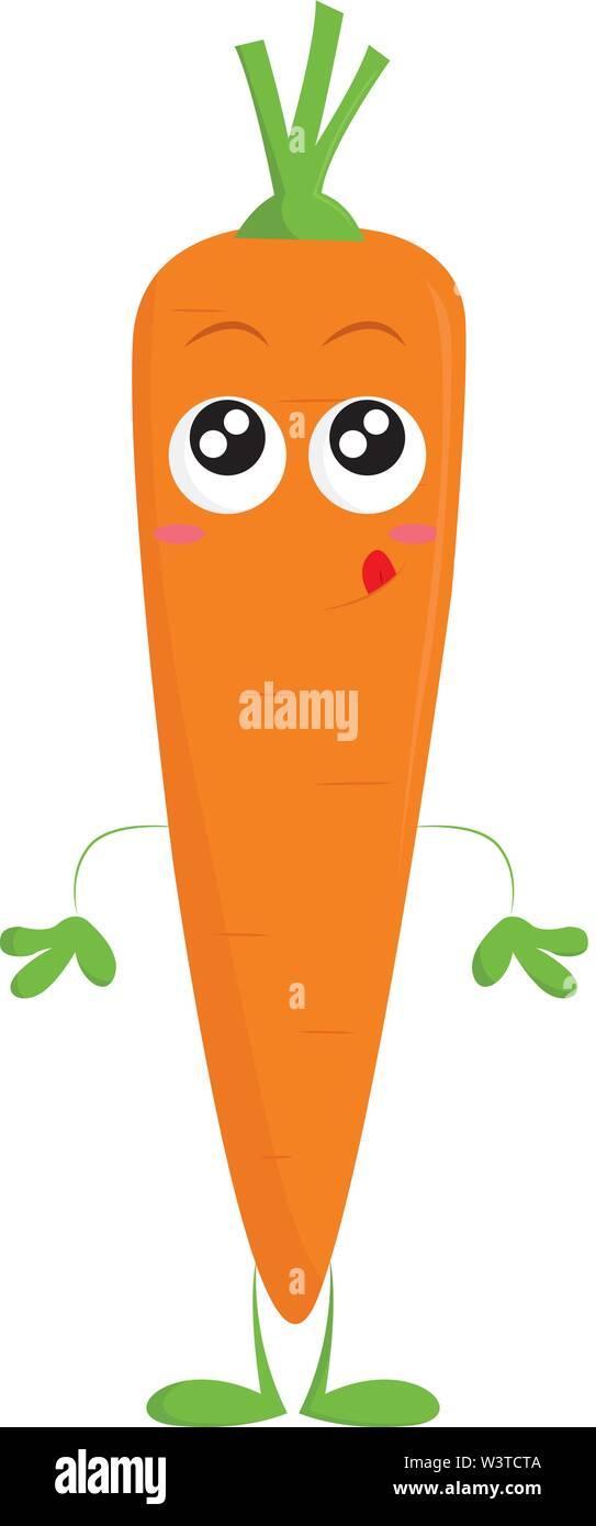 Zanahoria Dibujo / Descubre con nosotros por qué son tan saludables.