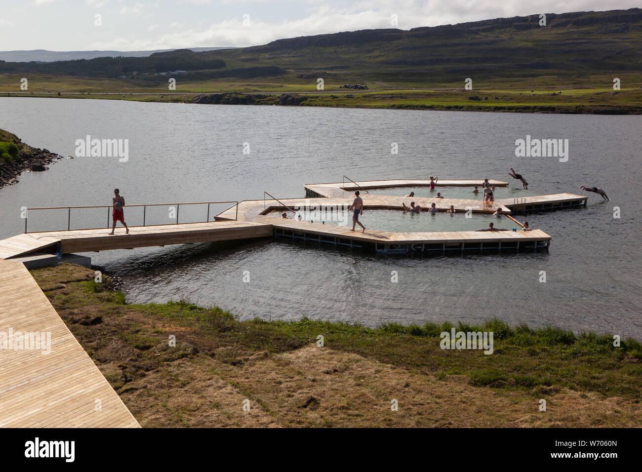 Banos Lago.Vok Banos Un Nuevo Desarrollo De La Energia Geotermica En