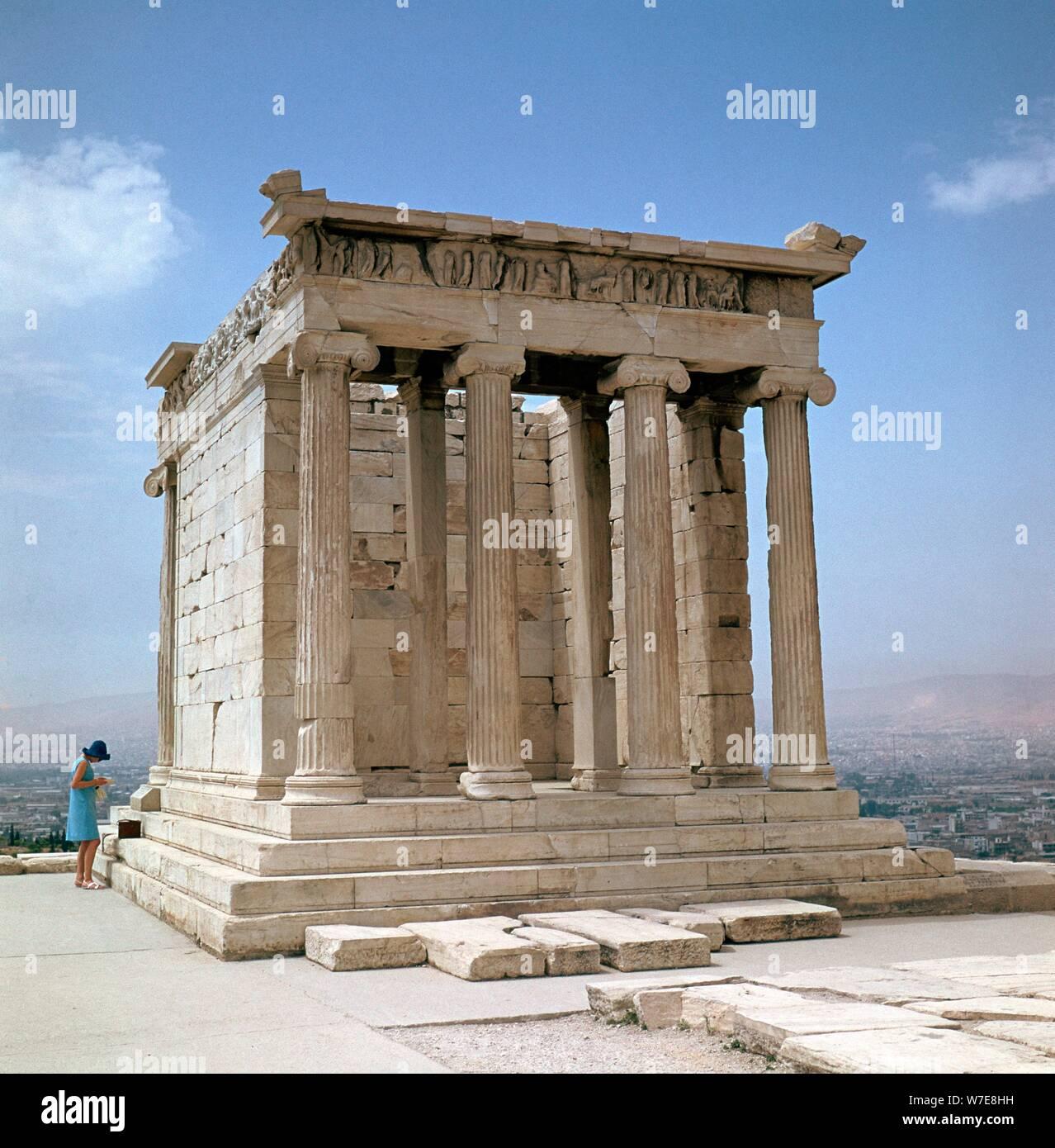 Temple Athena Imágenes Stockamp; De Fotos Nike RLq5A34j