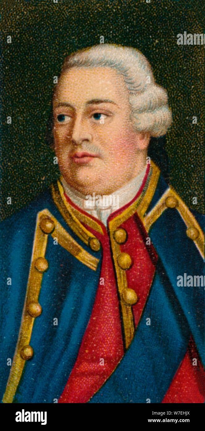el principe william augustus 1721 1765 el hijo mas joven de george ii 1683 1760 1912 artista desconocido fotografia de stock alamy alamy