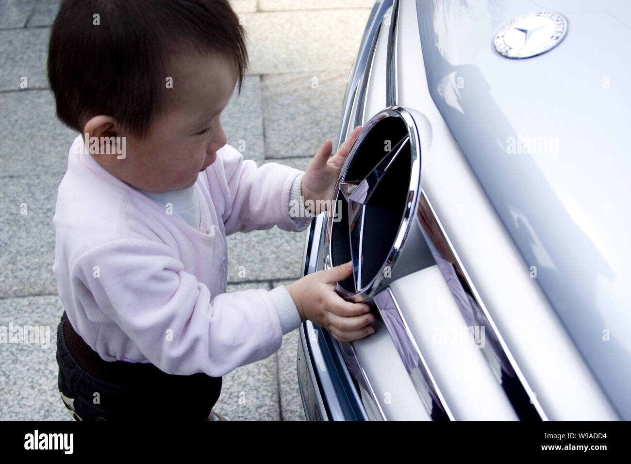 Baby Elegance Rear View Mirror