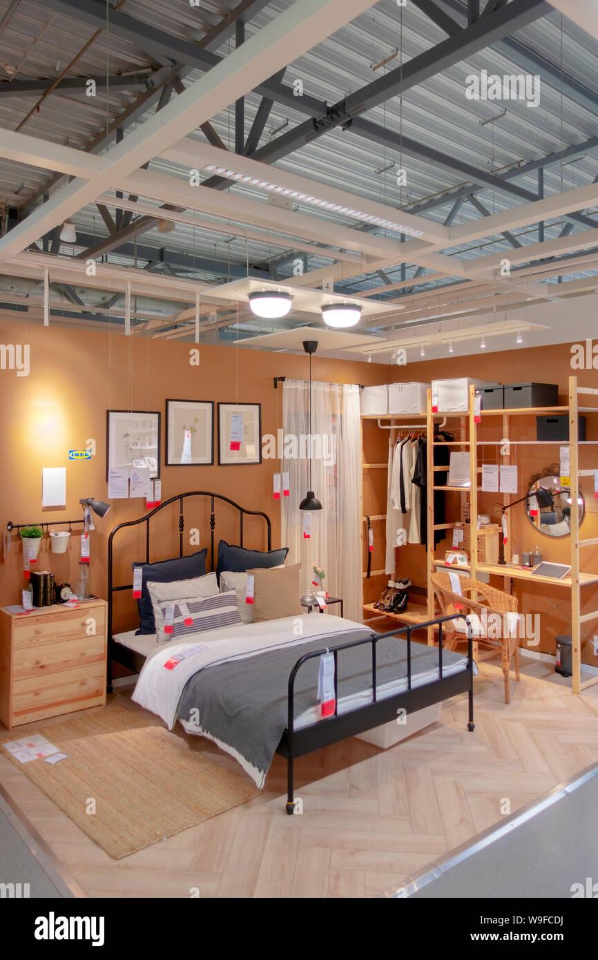 Cama Ikea Fotos e Imágenes de stock - Alamy