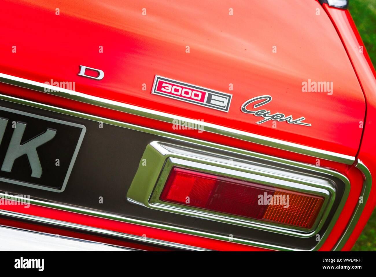 1970s Ford Capri Fotos E Imagenes De Stock Alamy