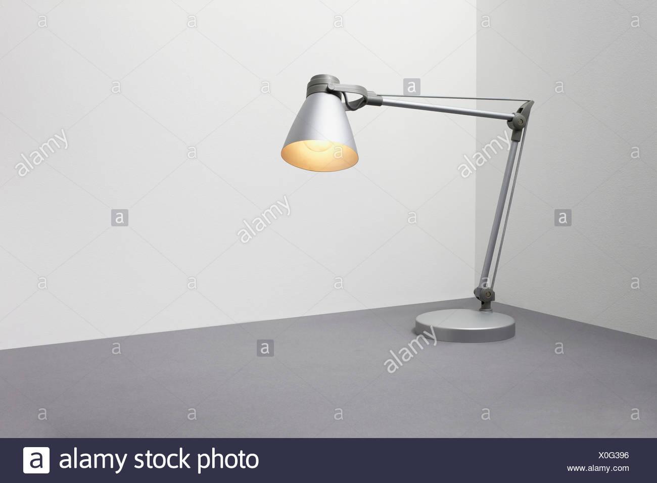 Lámpara de escritorio Imagen De Stock