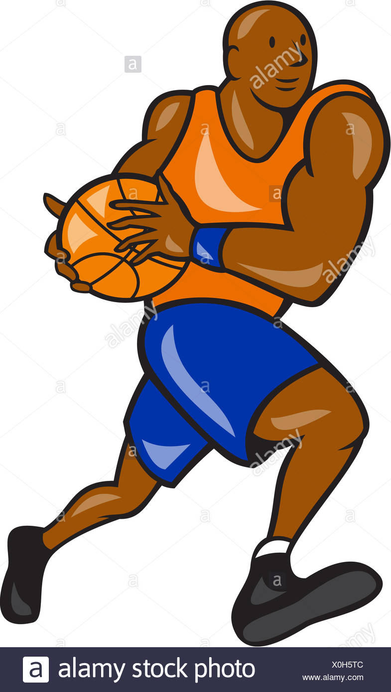 Cartoon Basketball Imágenes De Stock   Cartoon Basketball Fotos De ... fb7ef0a417f