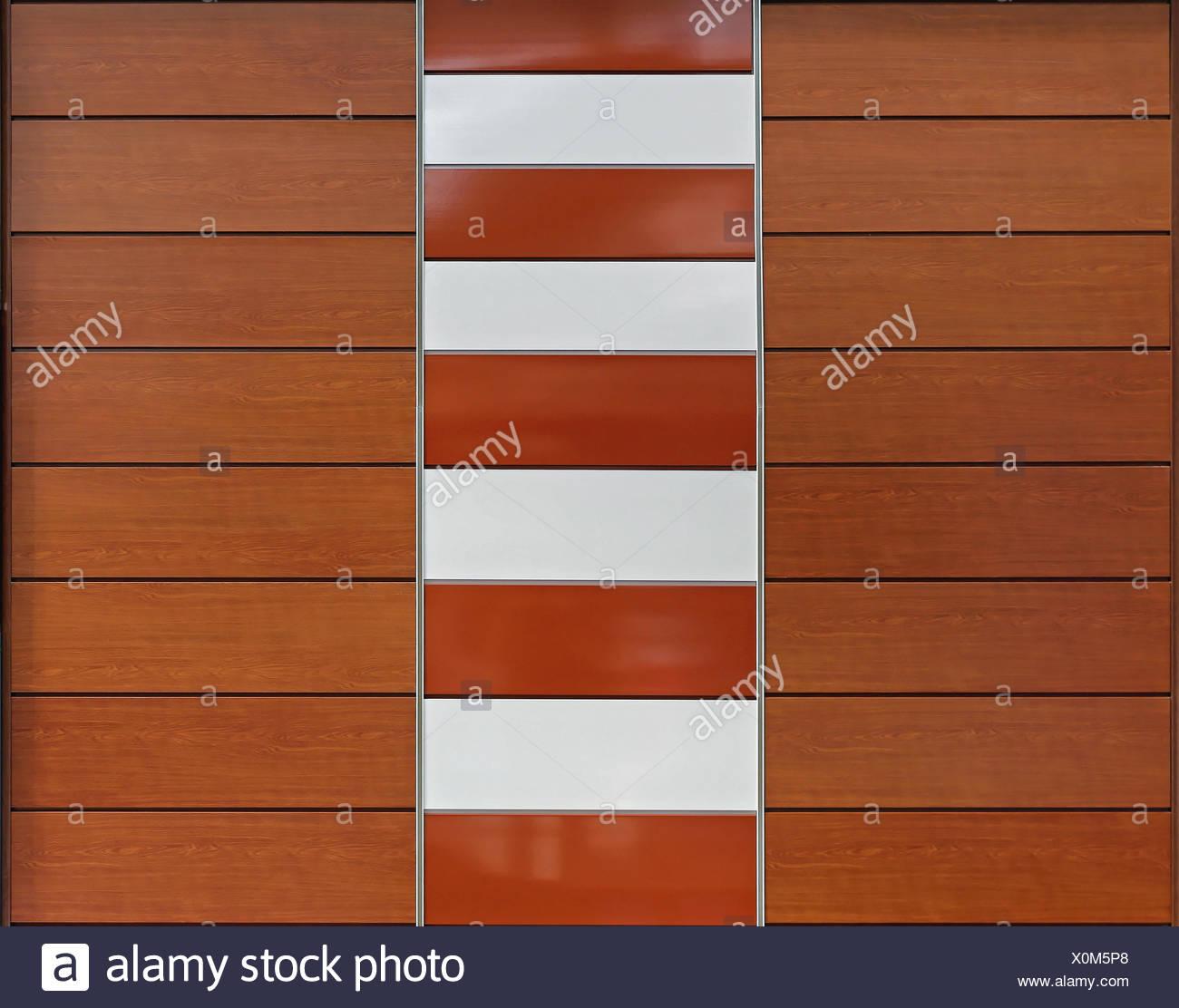 Revestimiento de madera Imagen De Stock