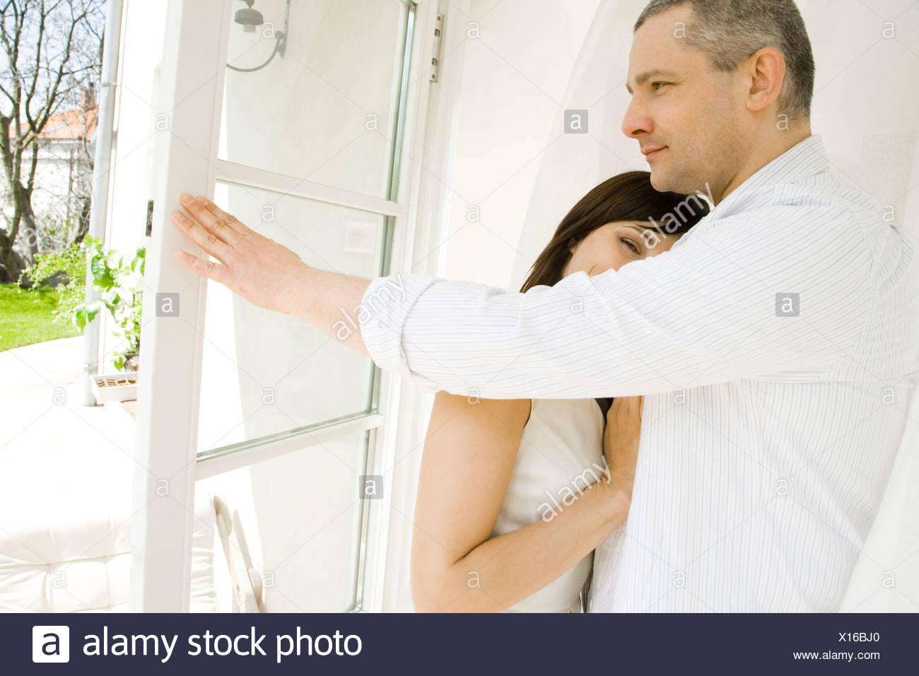pareja madura Imagen De Stock