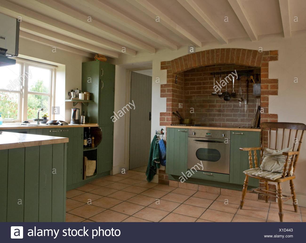 Kitchen Pastel Pastels Imágenes De Stock & Kitchen Pastel Pastels ...