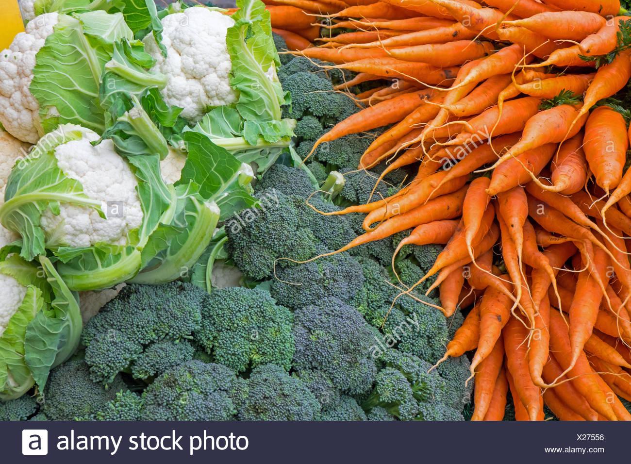 Zanahoria Y Brocoli – El brócoli tal vez sea uno de los vegetales menos preferidos por las personas, sobre todo por los niños.