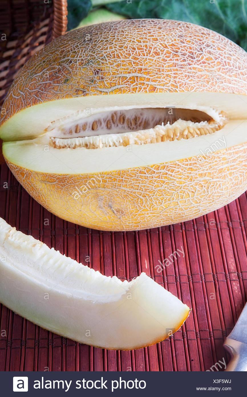 melón Imagen De Stock