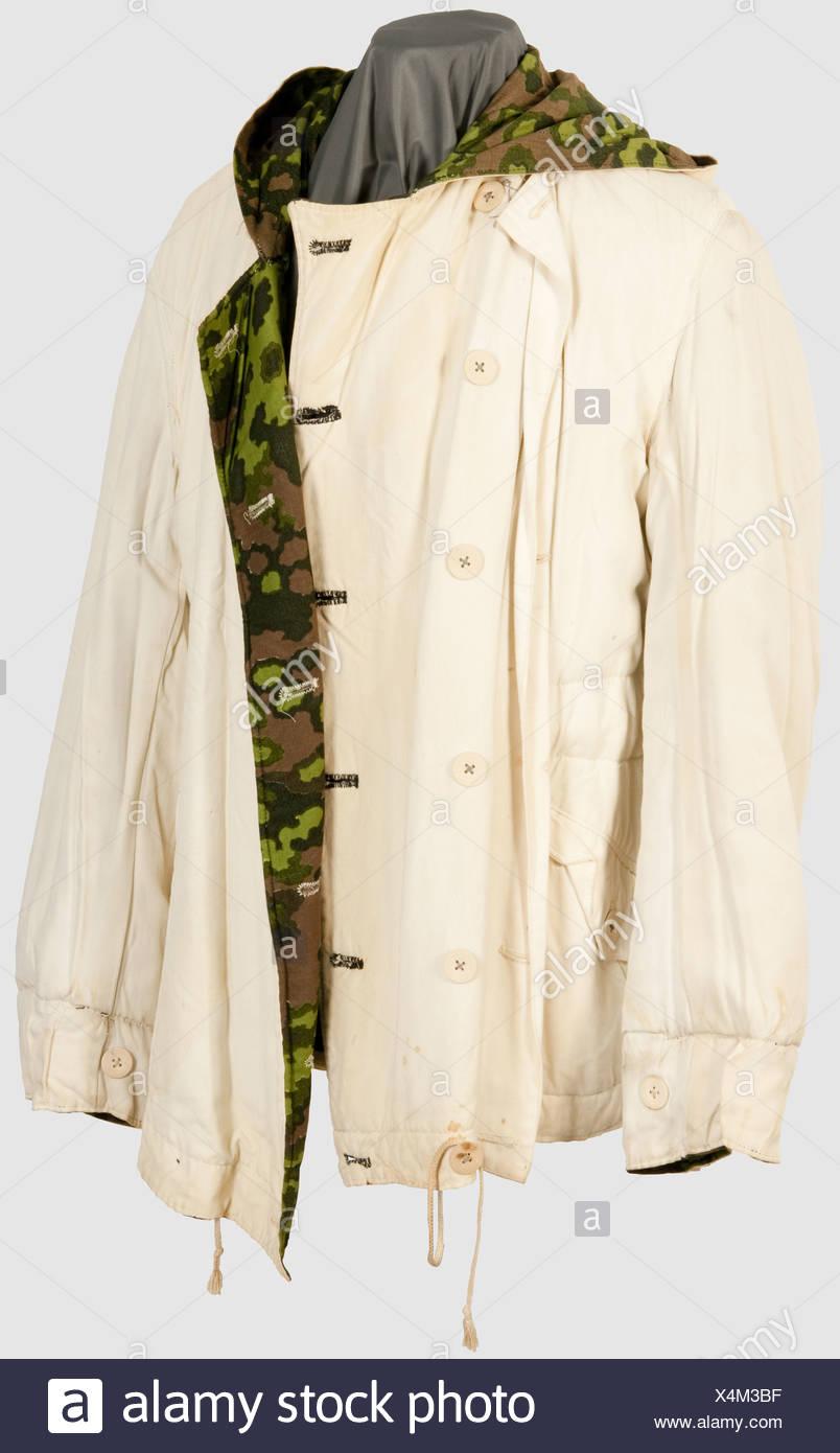 A Waffen Ss Camouflage Uniform Imágenes De Stock & A Waffen Ss ...