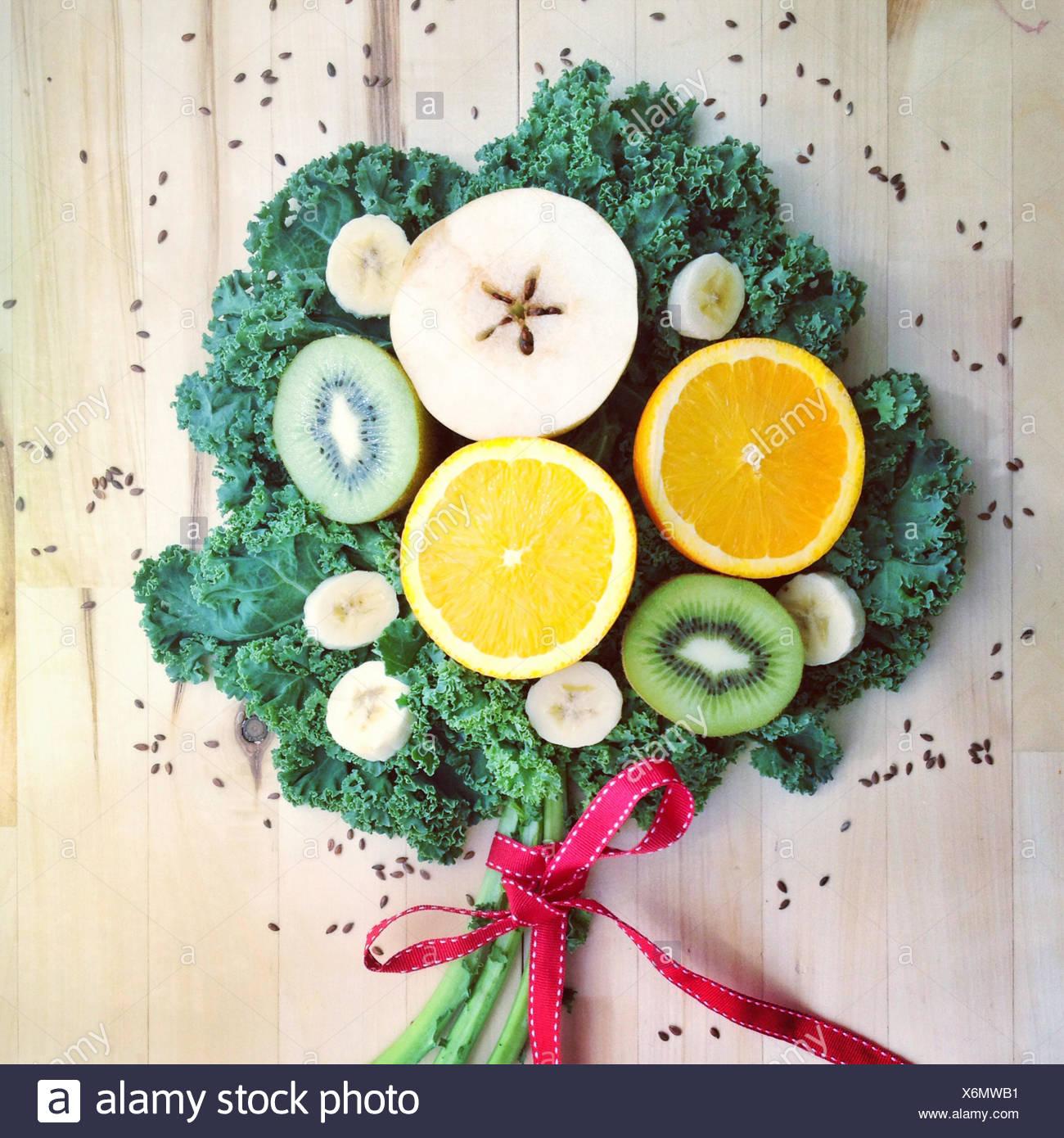 Bouquet de flores conceptual Imagen De Stock