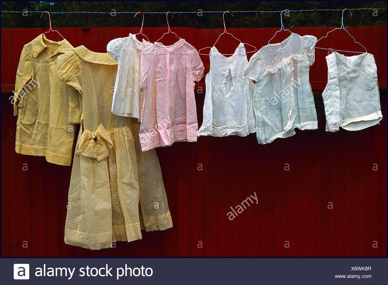 Ropa de niños Imagen De Stock