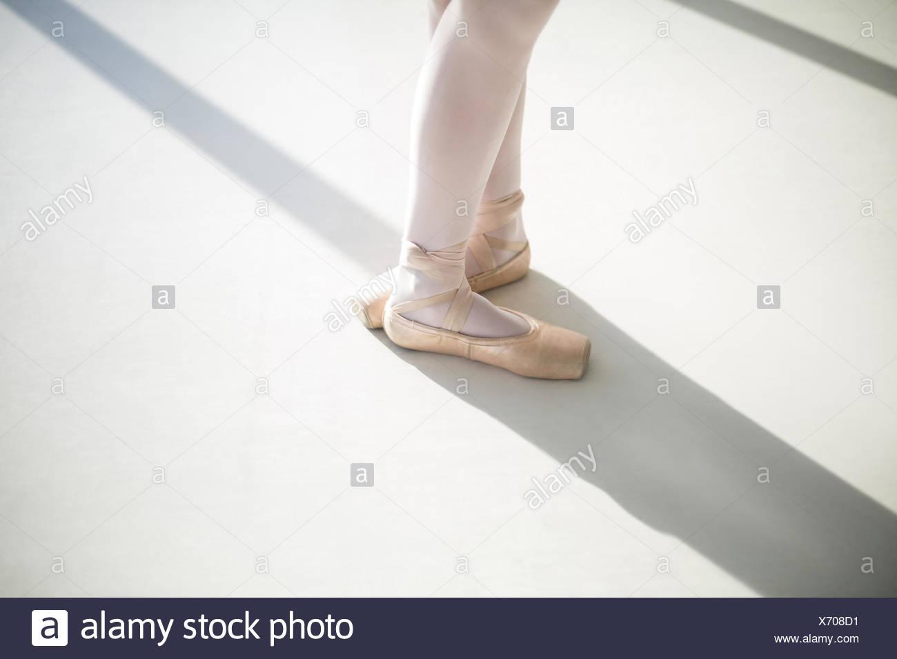 91ae80fe5 Sección bajo los pies de los bailarines realizando el ballet de ...
