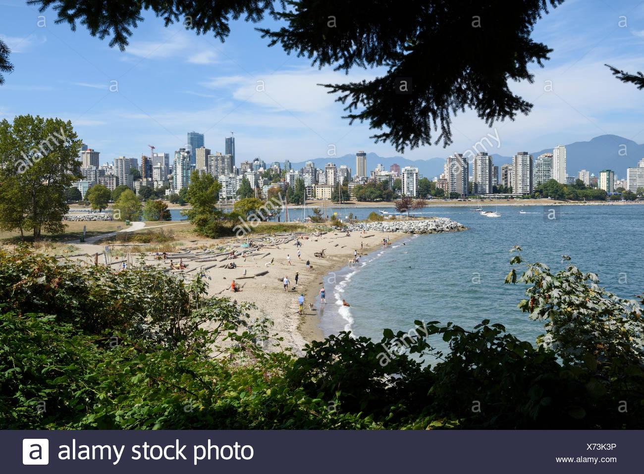 Vancouver Imagen De Stock