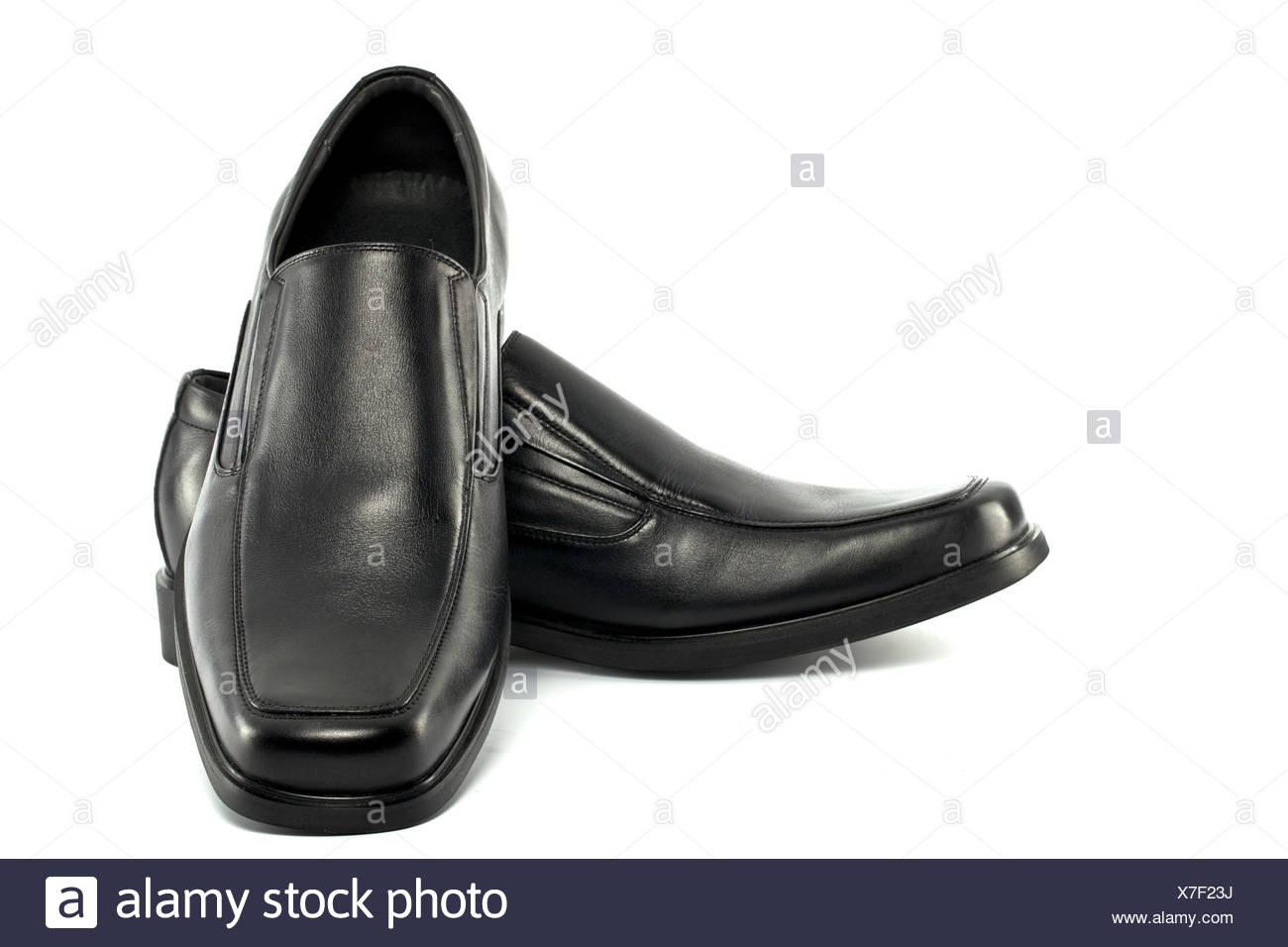 Zapatos Cuero O Moderno Para Los Negro Hombres De DIHE92