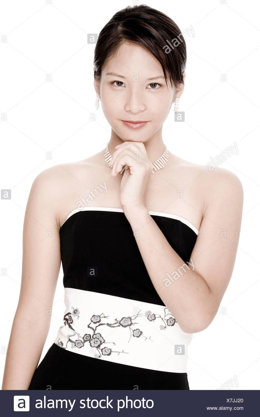 Un bonito vestido negro