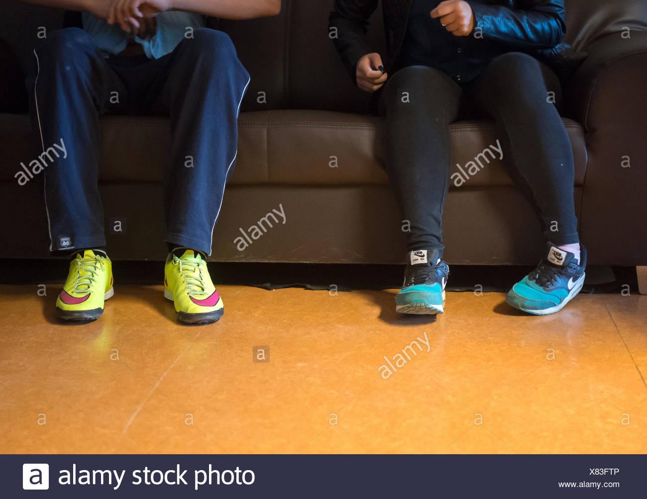 zapatillas nike adolescente
