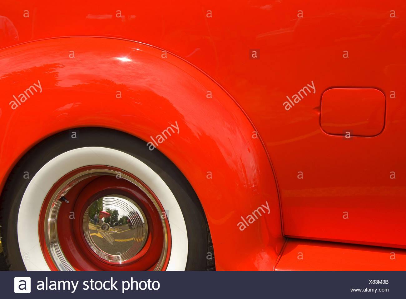 1940 Ford Sedan Keizer Kruz, Keizer, o Imagen De Stock