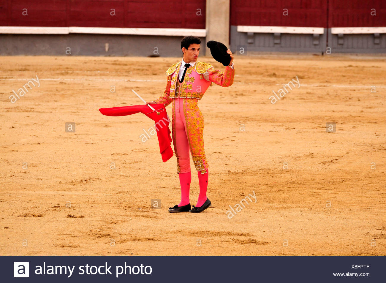 Bullfighter Hat Imágenes De Stock   Bullfighter Hat Fotos De Stock ... 0e5de9a8d4a