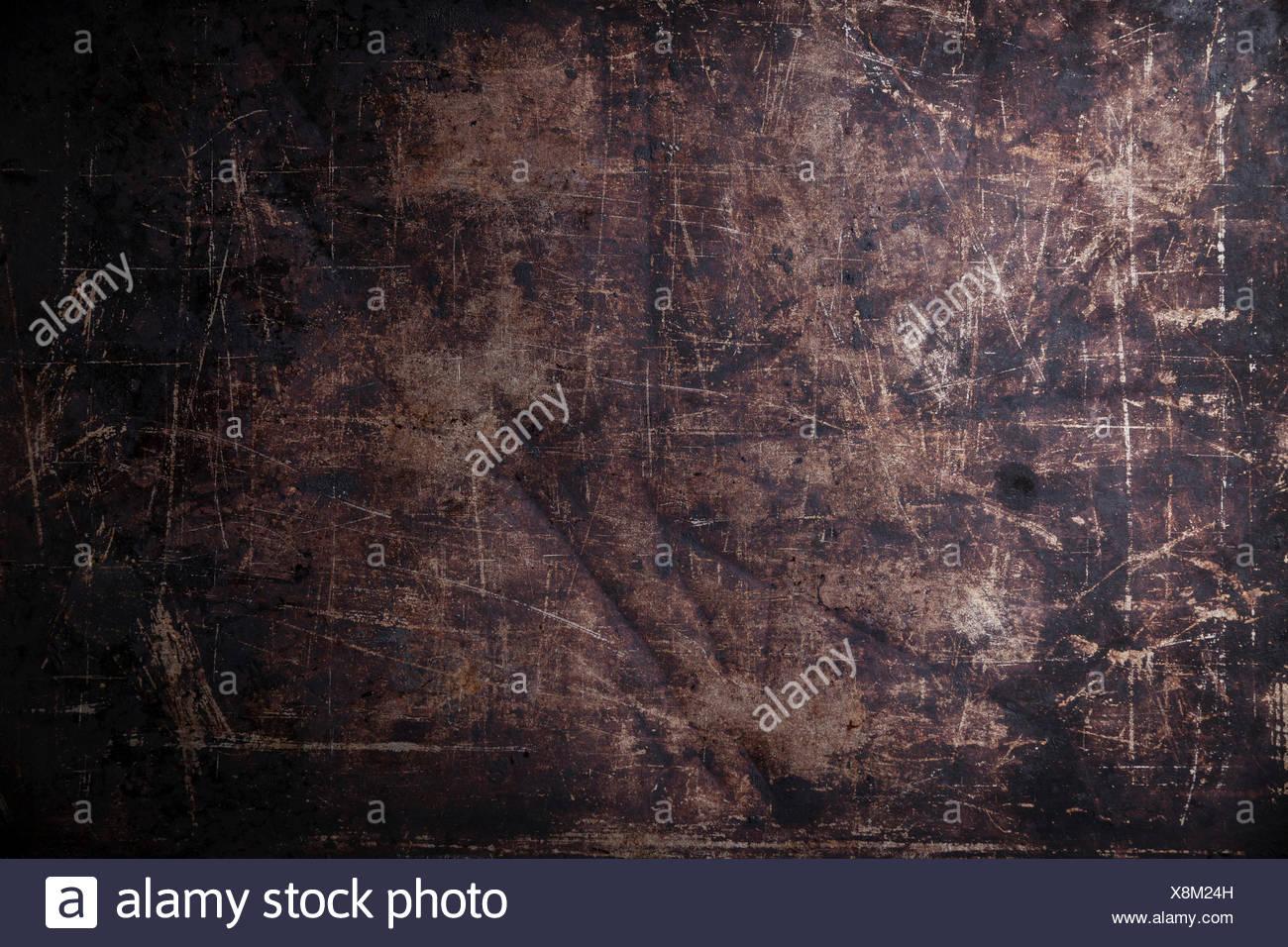 Casco rayado negro textura de fondo oscuro Imagen De Stock