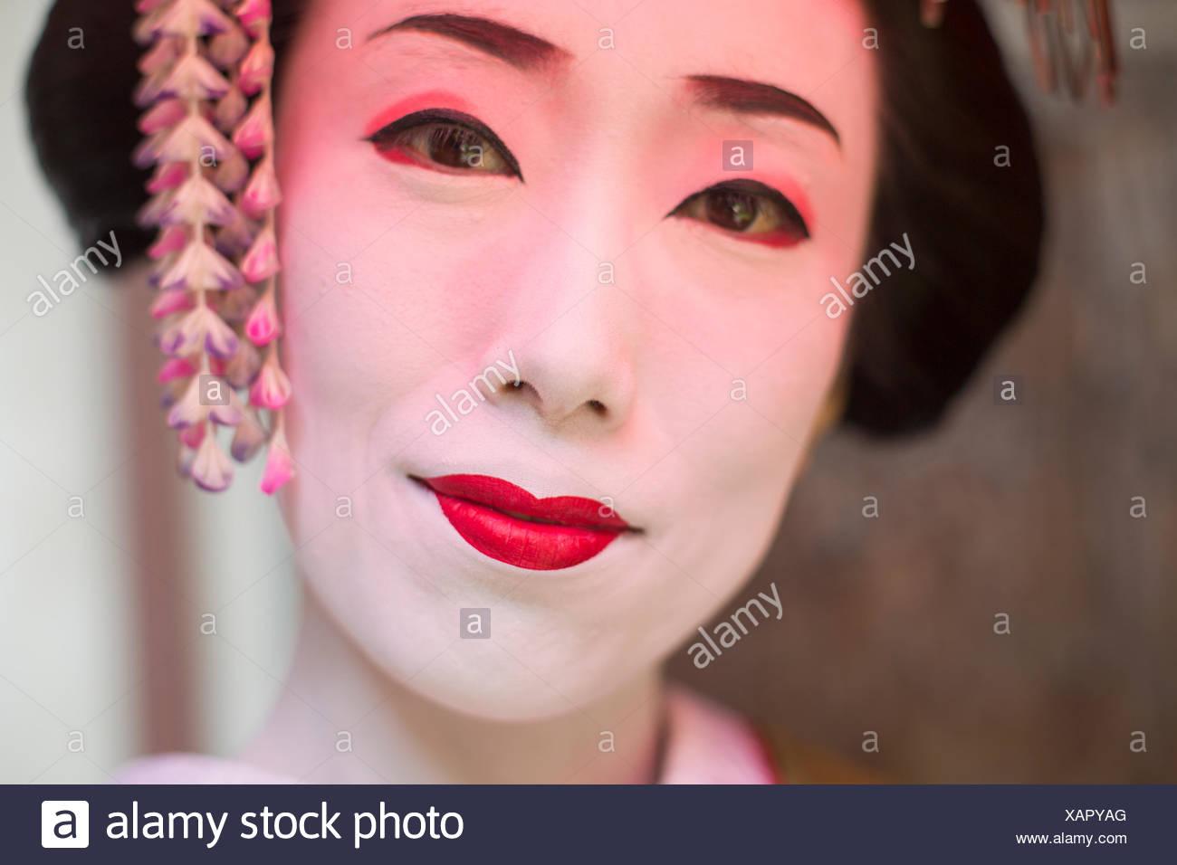Elaborate Eye Make Up Imágenes De Stock & Elaborate Eye Make Up ...