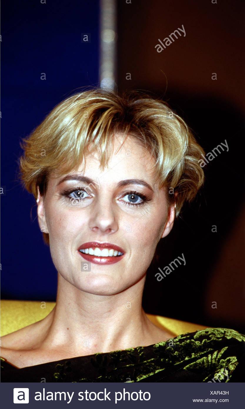 Ganador, Dana, * 10.2.1965, cantante belga, retrato, 1998 Imagen De Stock