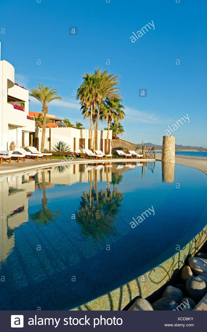 Las Ventanas al Paraíso hotel. Los Cabos. Baja California. México. Imagen De Stock
