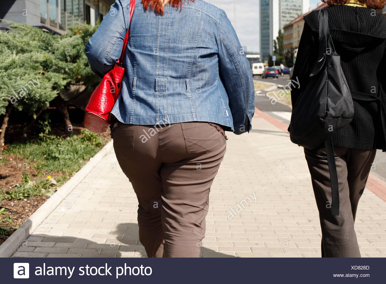obesidad Imagen De Stock