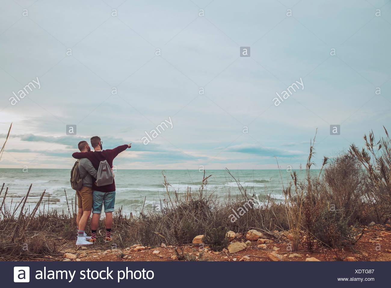 gay en el mar