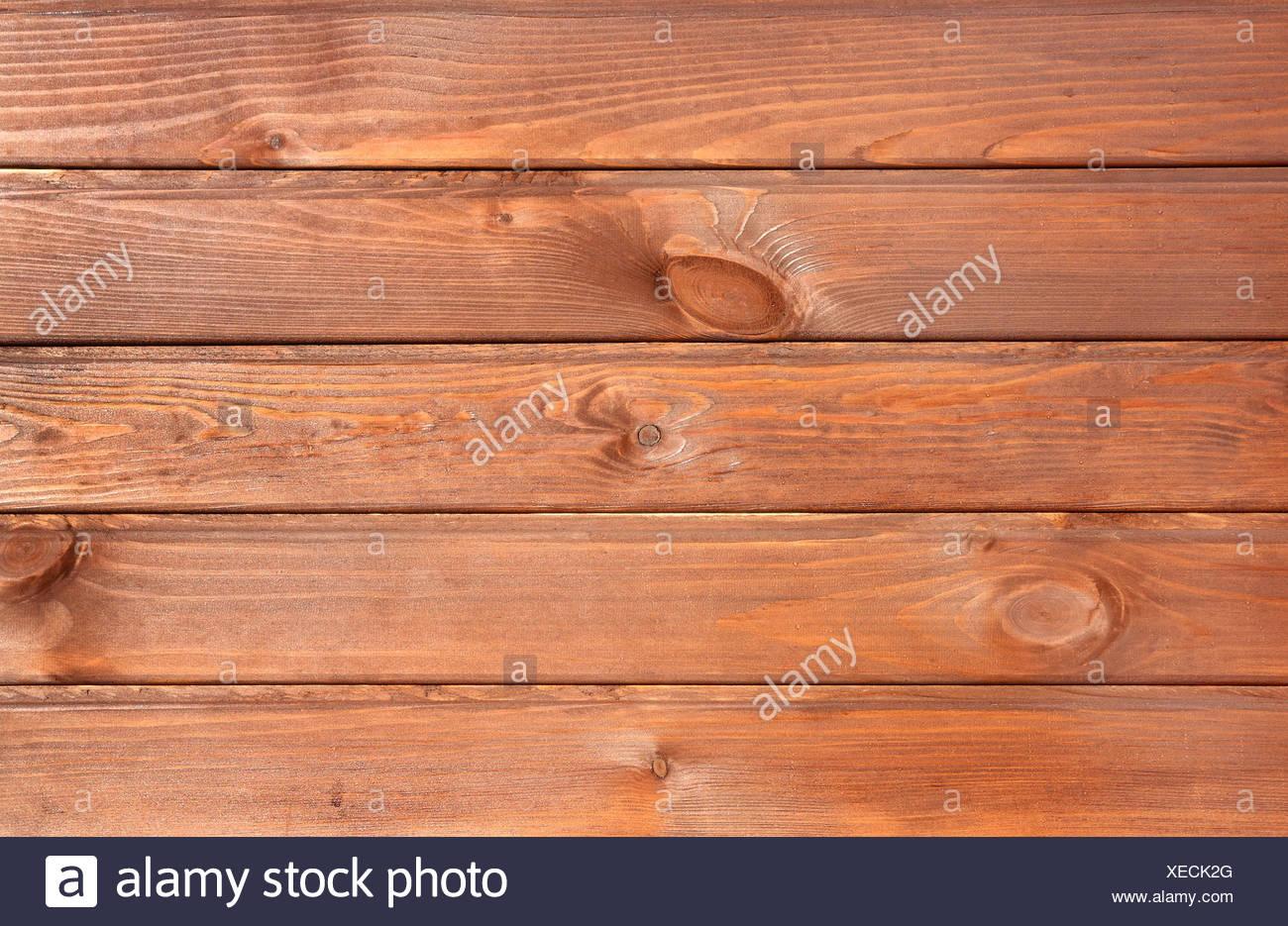 Paneles de madera marrón Imagen De Stock
