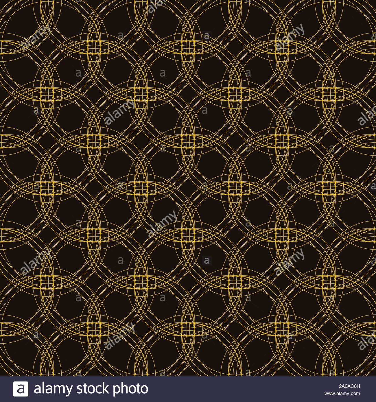 Modèle sans couture décorative pour décorer les intérieurs, les cosmétiques et les textiles. Illustration de Vecteur